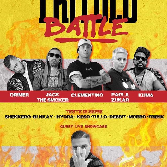 Tritolo Battle 2019 – Le pagelle