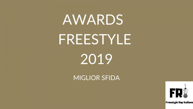 Awards del freestyle 2019: Le migliori sfide