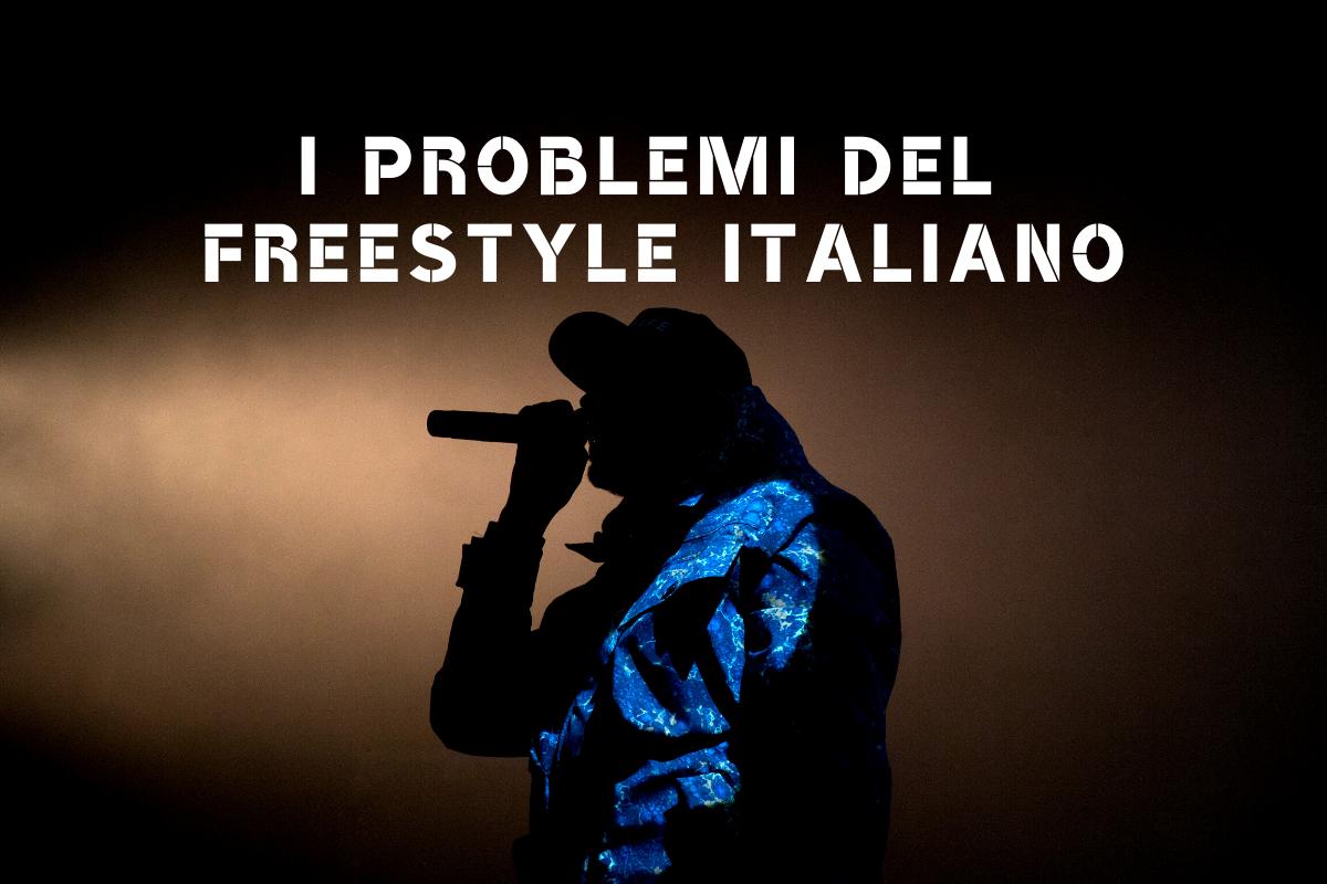 Problemi freestyle italiano – Minuti desaparecidos