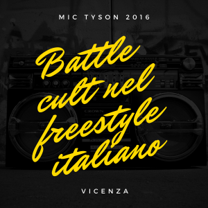 Debbit vs Tullo – Mic Tyson 2016
