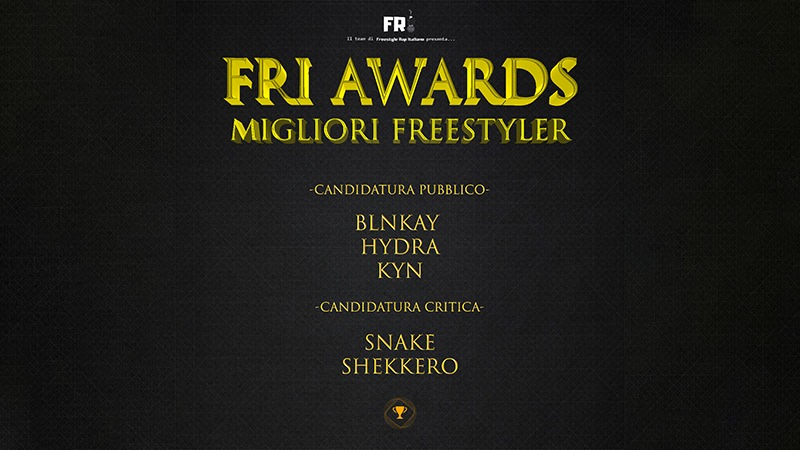 Awards Freestyle 2020 – I migliori freestyler