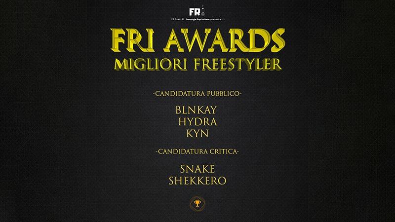 Awards Freestyle 2020 – I migliori freestyler